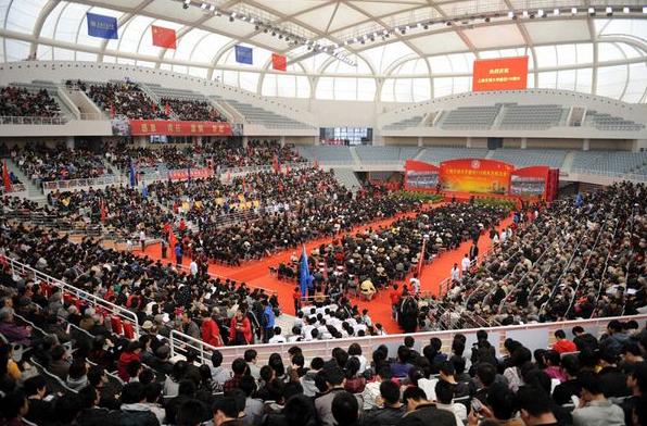 上海交大庆祝115周年华诞