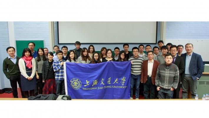 上海交大全英校友会2015校友聚会暨迎新活动